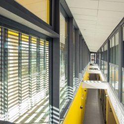 Murs-rideaux aluminium - Aluminium Systèmes Guingamp